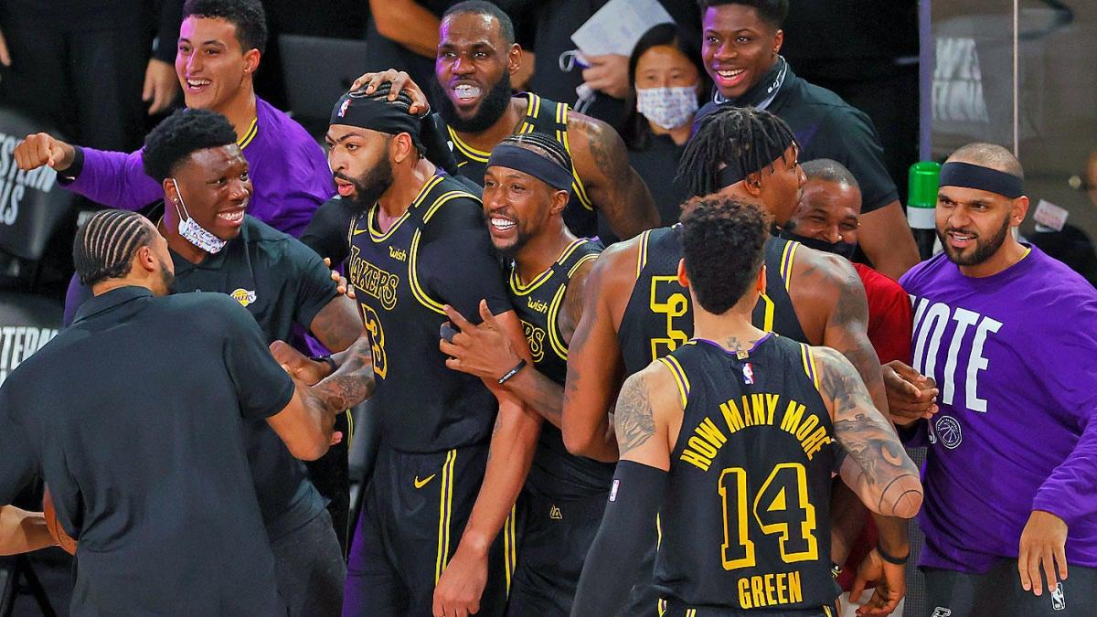 Anthony Davis buzzer-beater: Lakers' Frank Vogel calls ...