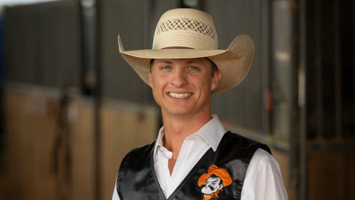 Oklahoma State bull rider dies after sustaining injuries during competition in Texas