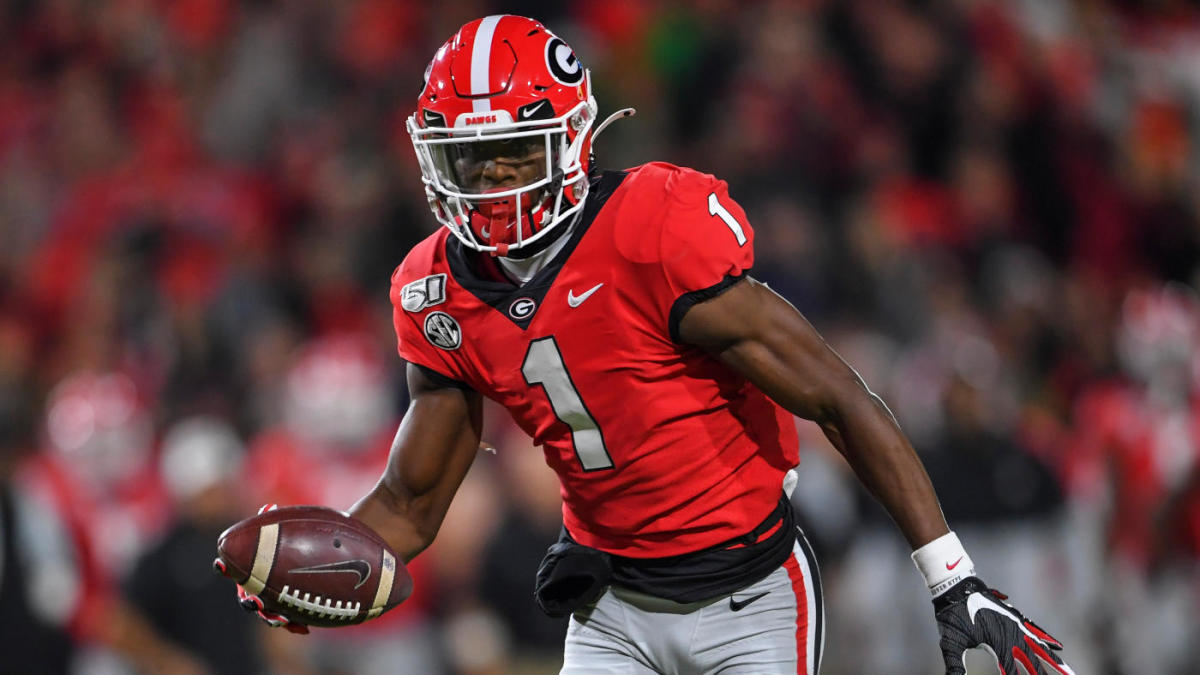 Florida Vs Georgia Bulldogs WR George Pickens Expected To Miss Showdown With Gators Per Report CBSSports com