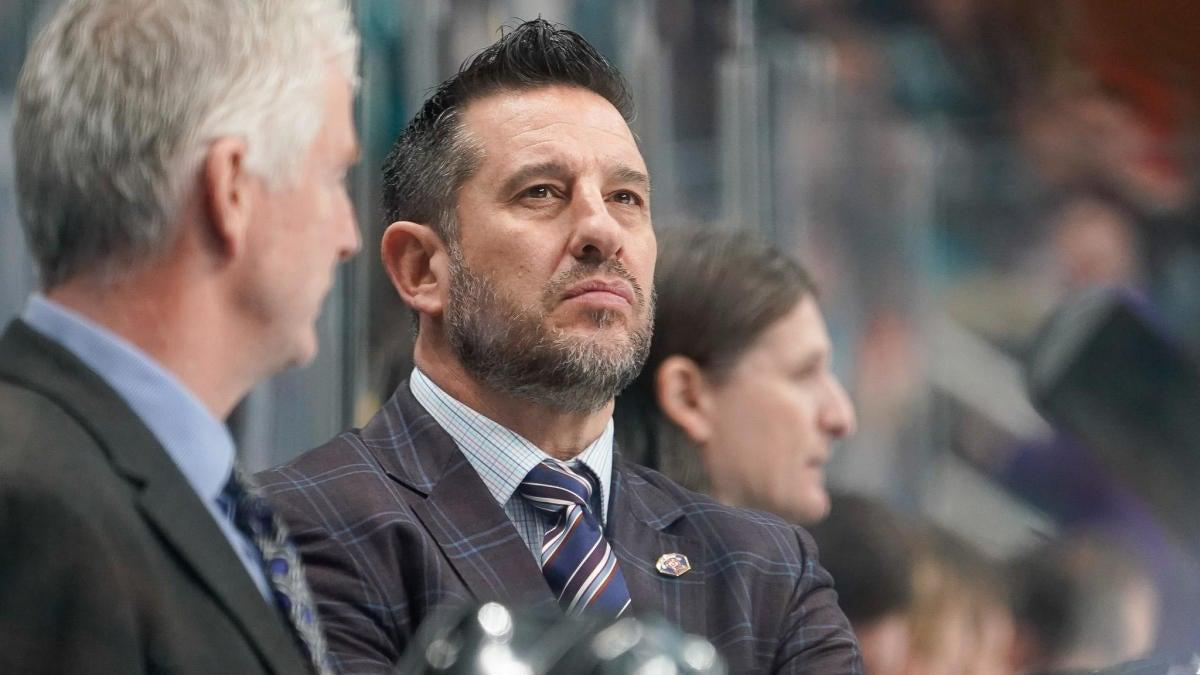 Sharks hire Bob Boughner as head coach