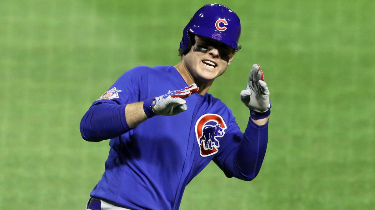 LOOK: Cubs' Anthony Rizzo tries to trade baseball for nachos with ...