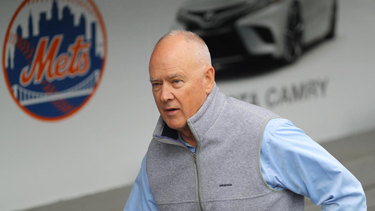 Mets to hire Sandy Alderson to run baseball operations, prospective owner Steve Cohen says