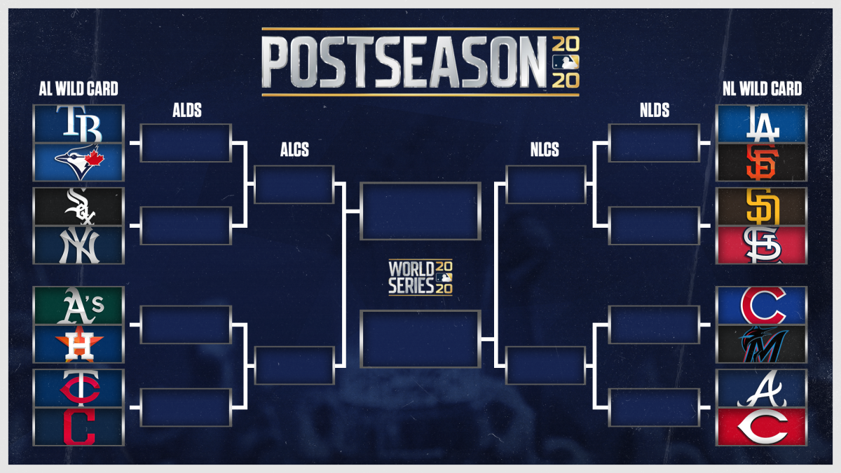 Mlb Playoff Picture Standings Postseason Bracket Four Spots Open In Nl Twins Take Control Of Al Central Cbssports Com