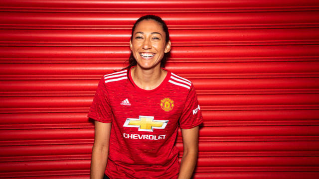 Manchester United S Latest Signing Christen Press Ready To Embark On New Chapter In Fa Women S Super League Cbssports Com