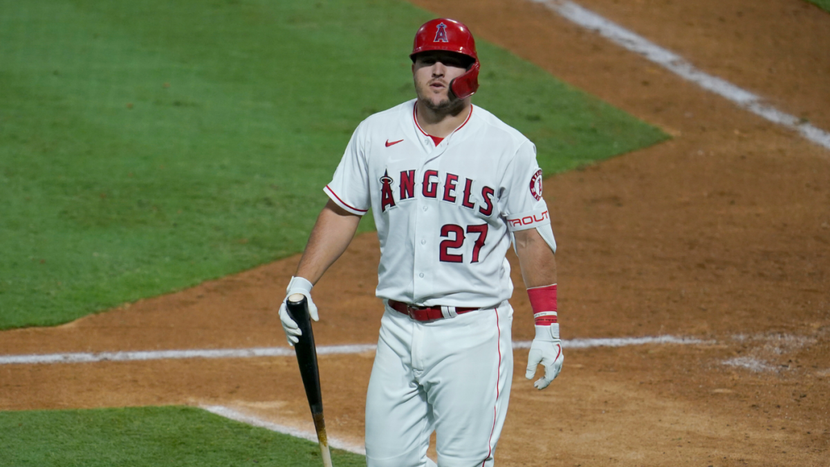 Angels waste another season of Mike Trout's prime as superstar misses MLB playoffs for ninth time in 10 years