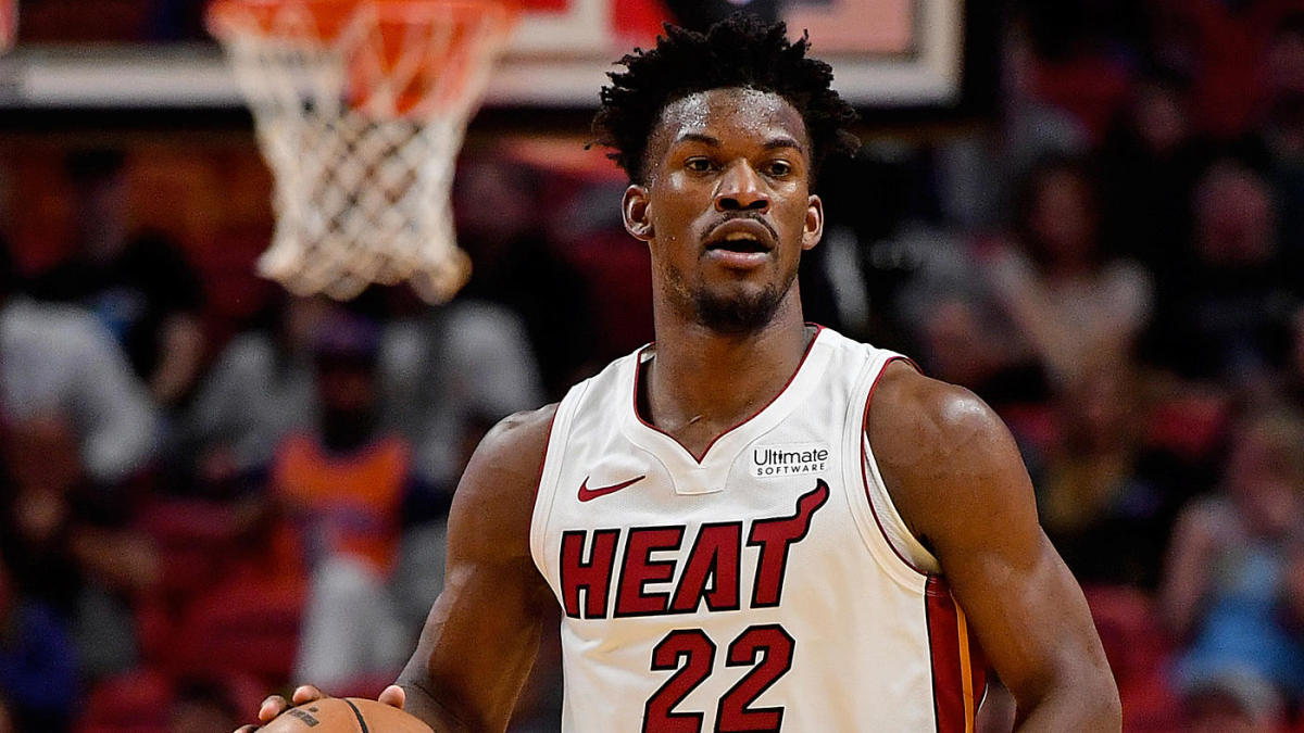 Knicks Had No Interest In Jimmy Butler During 2019 Free Agency Per Report Cbssports Com