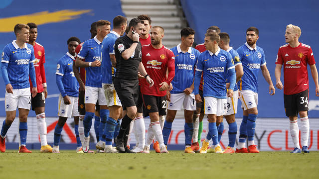 Premier League scores: Manchester United win after final whistle; Chelsea  complete ridiculous comeback - CBSSports.com
