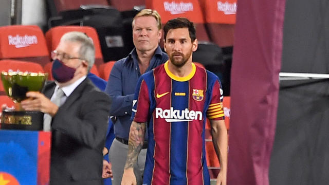 koeman and messi theunblog