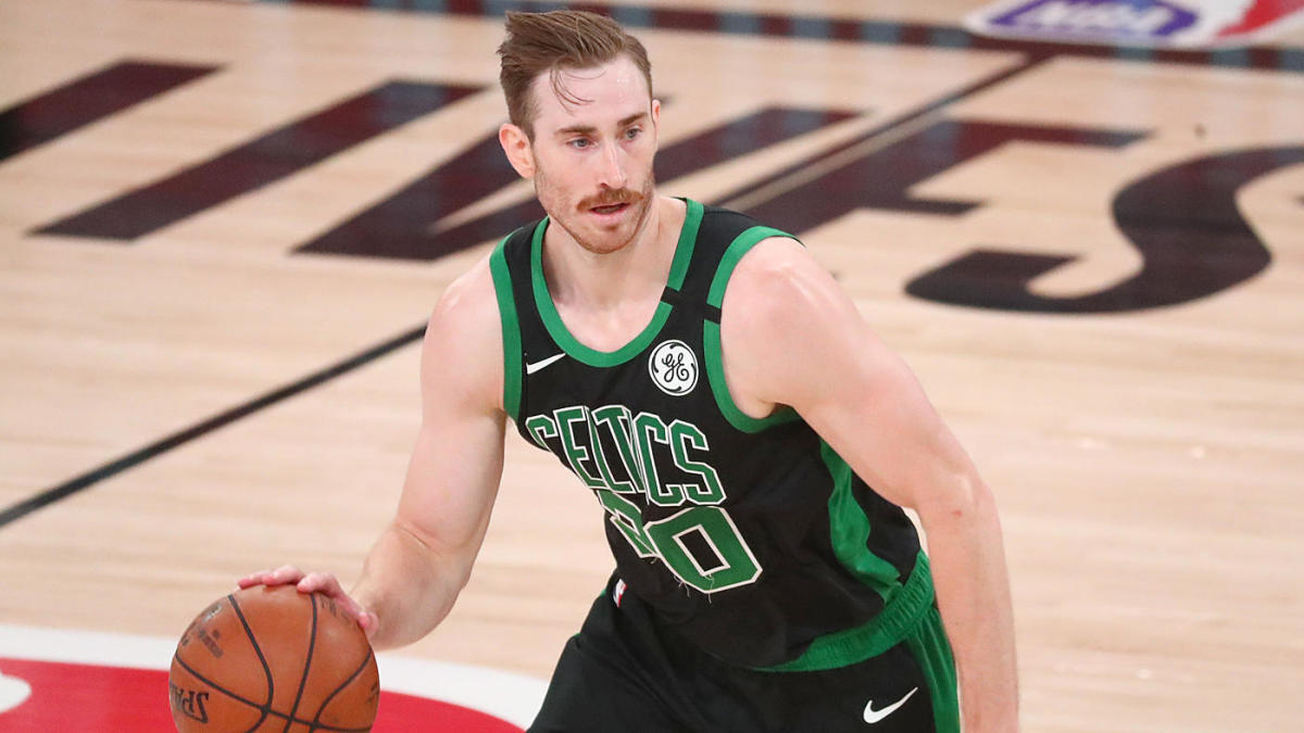 Pacers have interest in trading for Celtics' Gordon Hayward, per report
