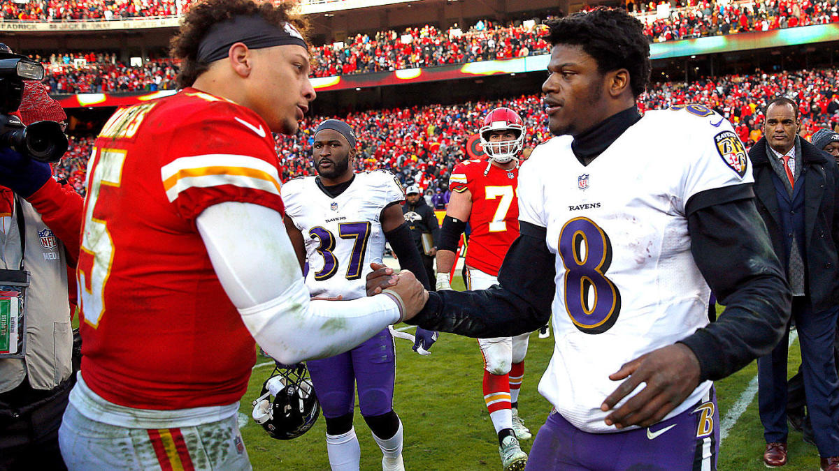 2021 NFL Playoff Bracket Projection: Ravens, Chiefs meet in AFC Championship Game