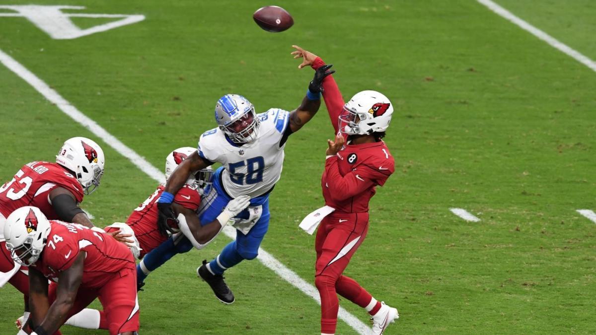 NFL Week 3 scores highlights updates schedule: Lions quiet Kyler Murray hype as Prater hits game-winning FG – CBS Sports