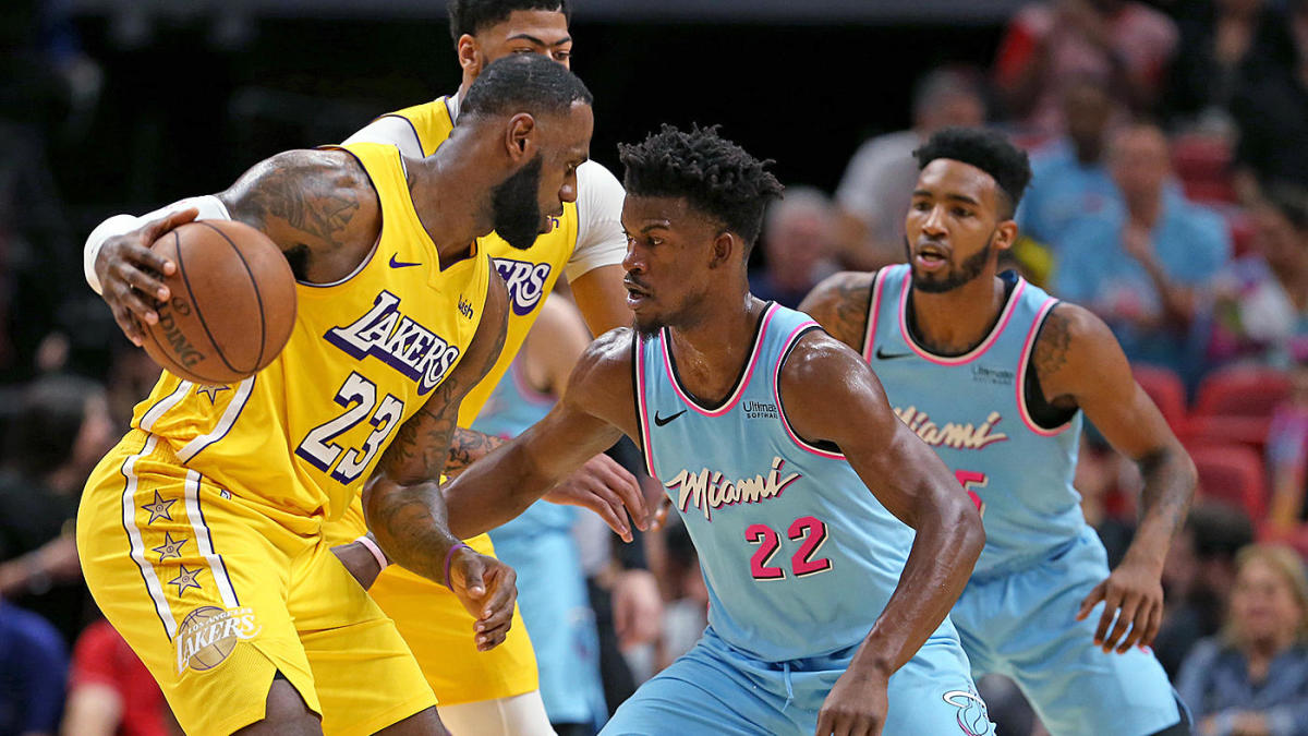 Lakers-Heat predictions, NBA Finals picks: Experts favor LeBron James winning it all, but it's not unanimous