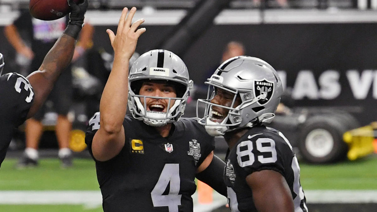 NFL Week 4 picks and odds: Steelers and Titans play thriller in Tennessee Raiders pull off huge upset – CBS Sports