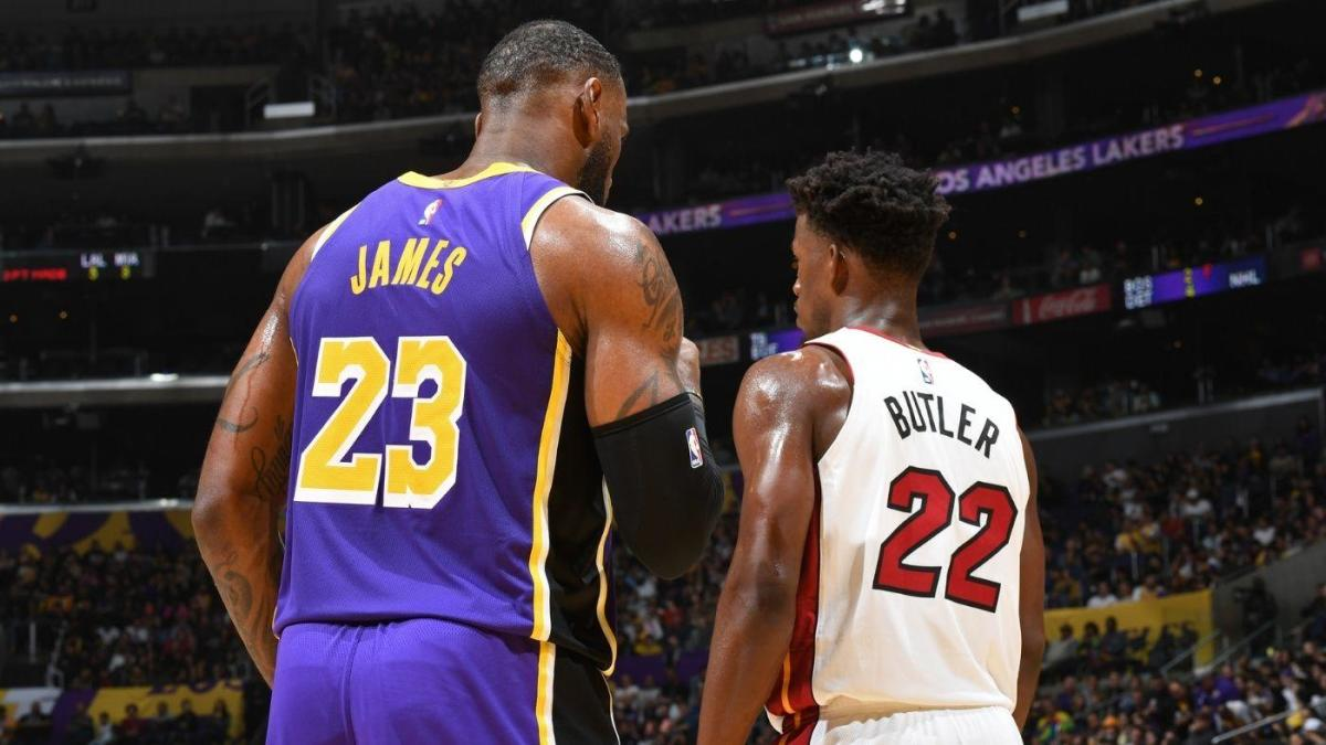 Lakers vs. Heat: Ranking 20 most impactful players in NBA Finals, from LeBron James to Dion Waiters