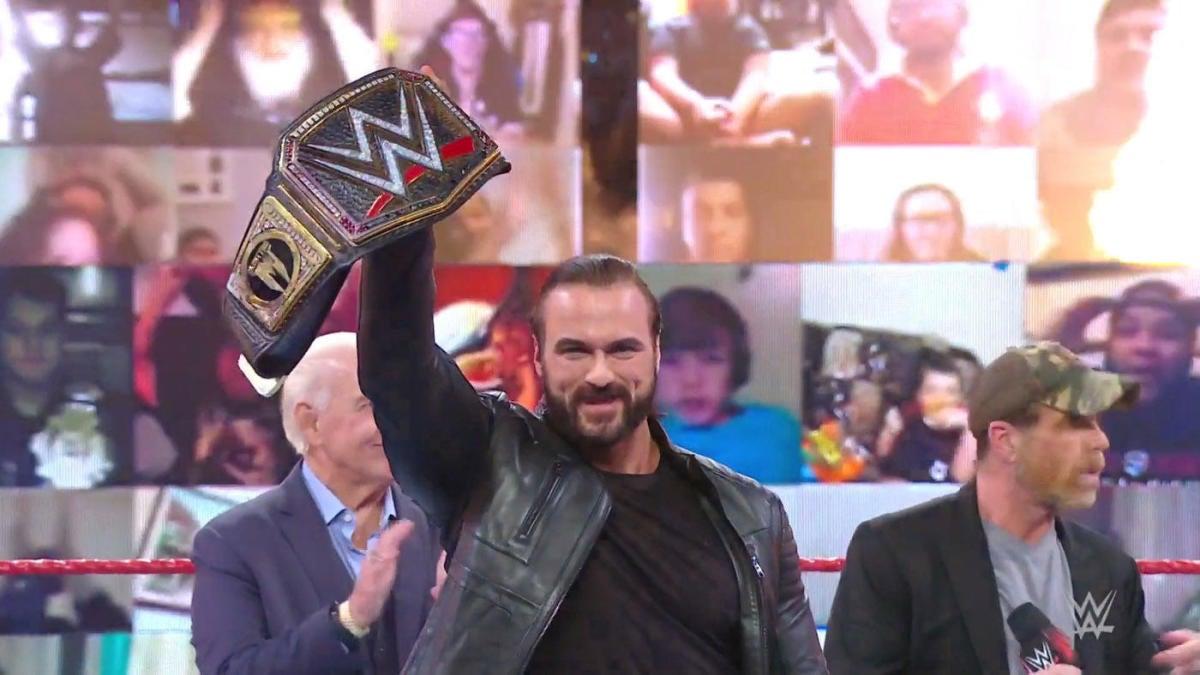 WWE Raw results, recap, grades: Drew McIntyre holds open challenge, Mysterio family drama escalates thumbnail