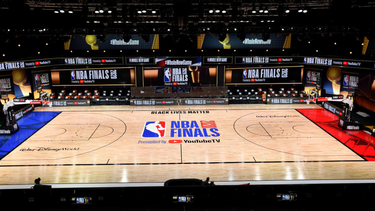 Lakers-Heat 2020 NBA Finals: New court design unveiled ...