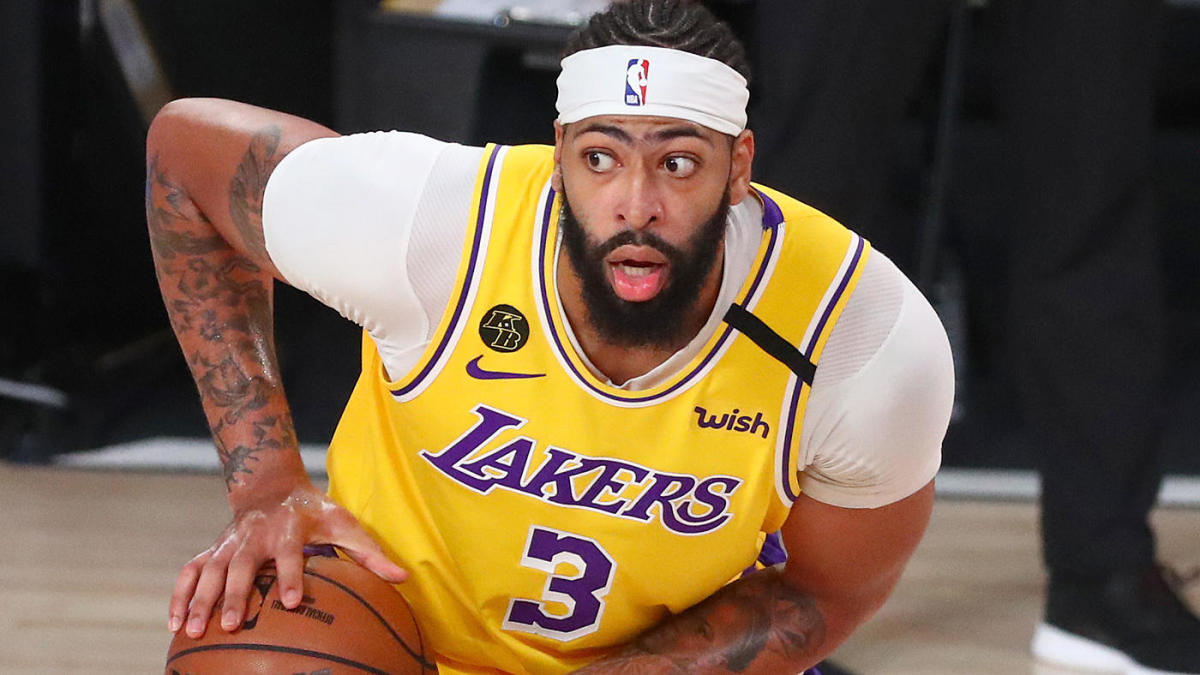 Lakers vs. Heat NBA Finals: How Anthony Davis' passing has ...