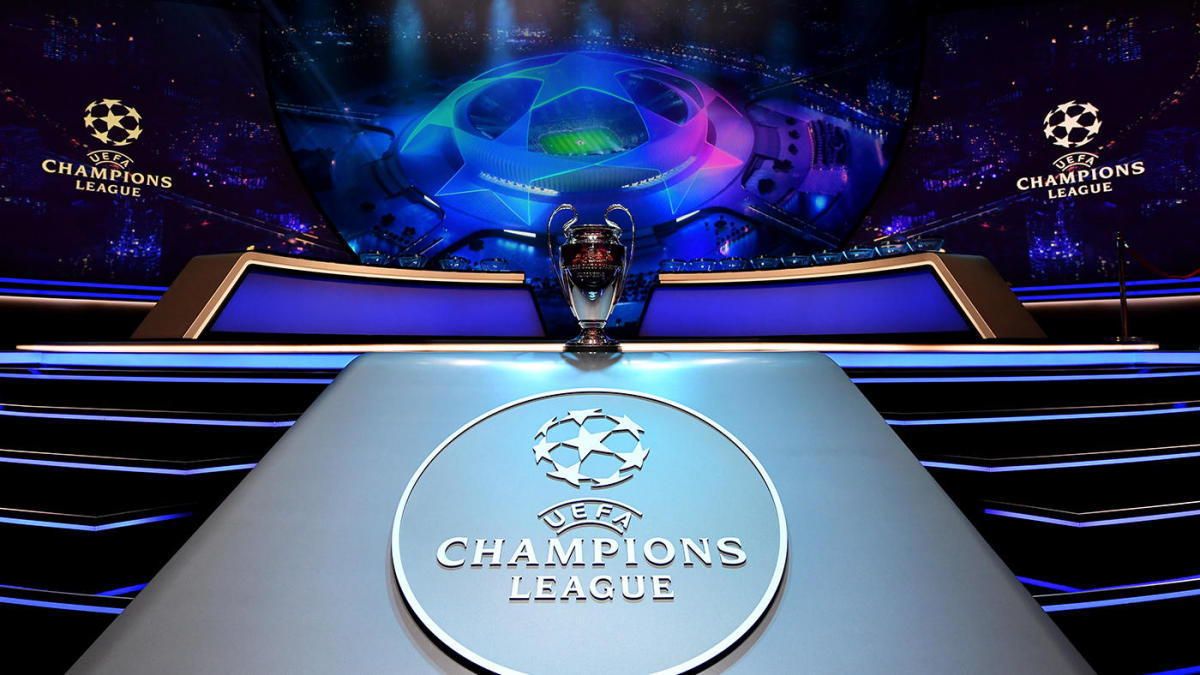 UEFA Champions League draw results: Messi vs. Ronaldo as Barcelona get Juventus; Manchester United to face PSG