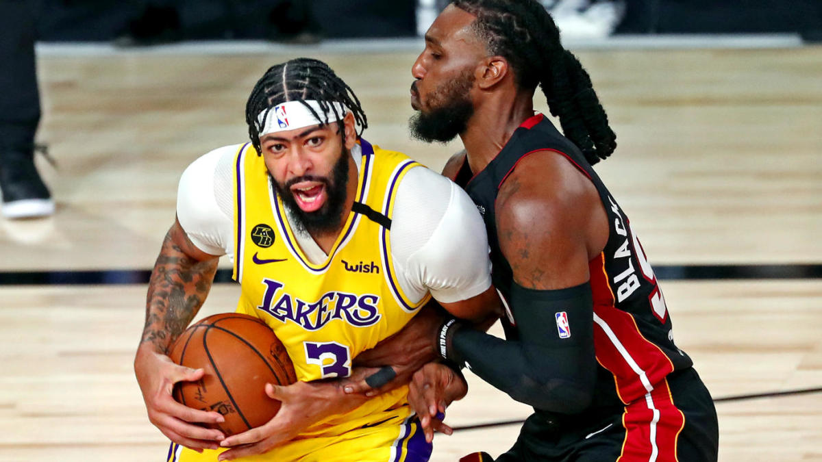 2020 NBA Finals: Lakers vs. Heat odds, picks, Game 2 predictions from model  on 61-33 roll - CBSSports.com