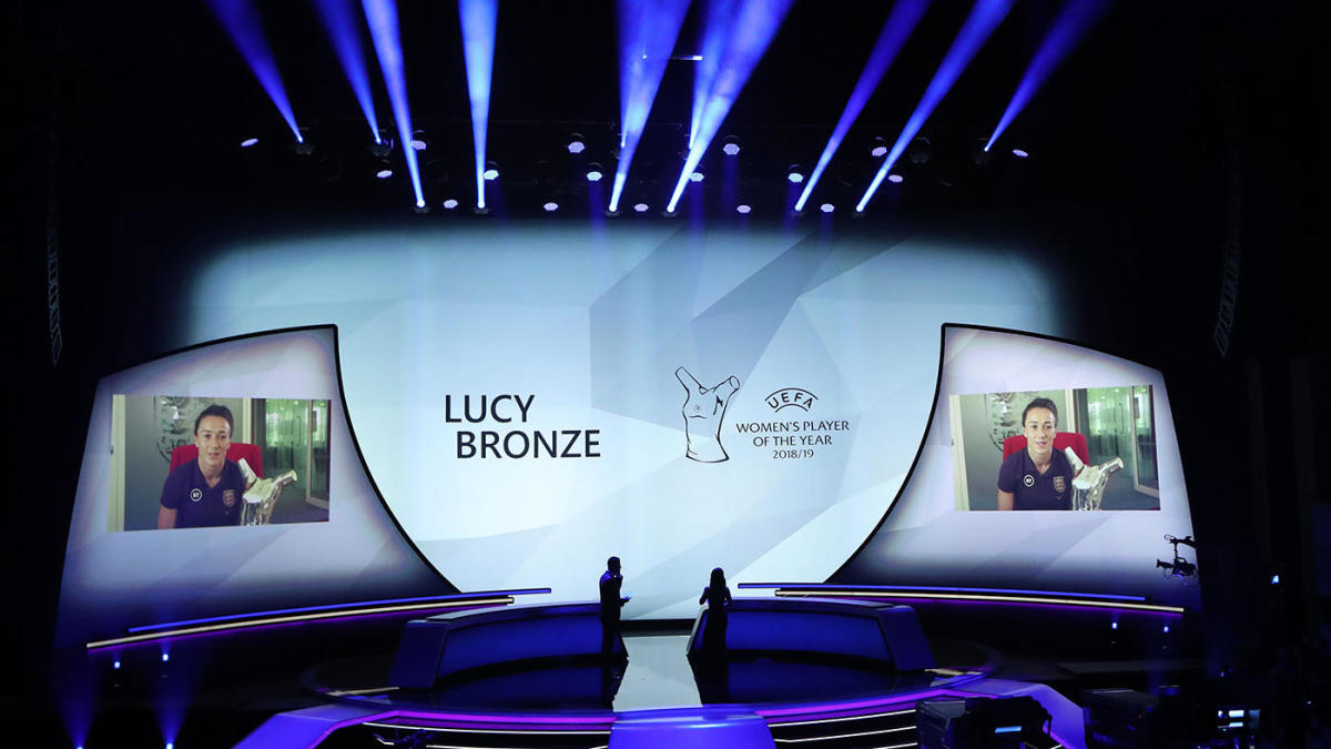 UEFA Awards: Full list of winners and nominees, including Men's and Women's Player of the Year