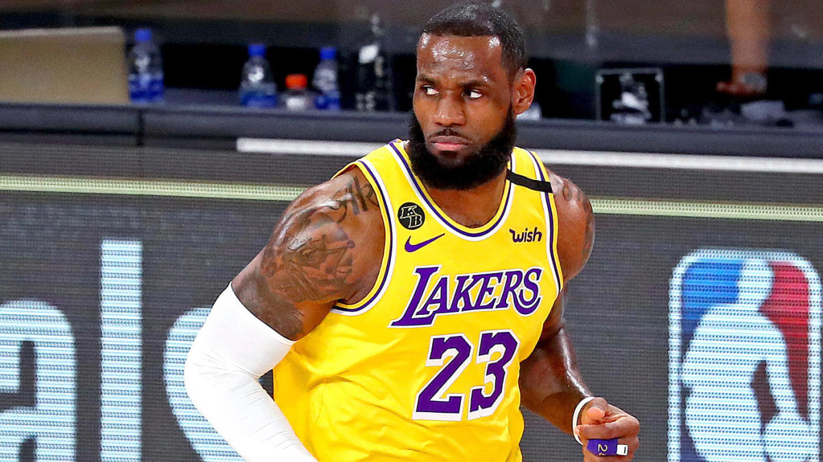2020 Nba Finals Lakers Vs Heat Odds Picks Game 4 Predictions From Model On 61 33 Roll Cbssports Com