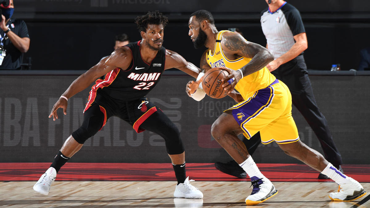 Nba Finals Why You Shouldn T Write Off Jimmy Butler And This Heat Team Against Lebron James Lakers Cbssports Com