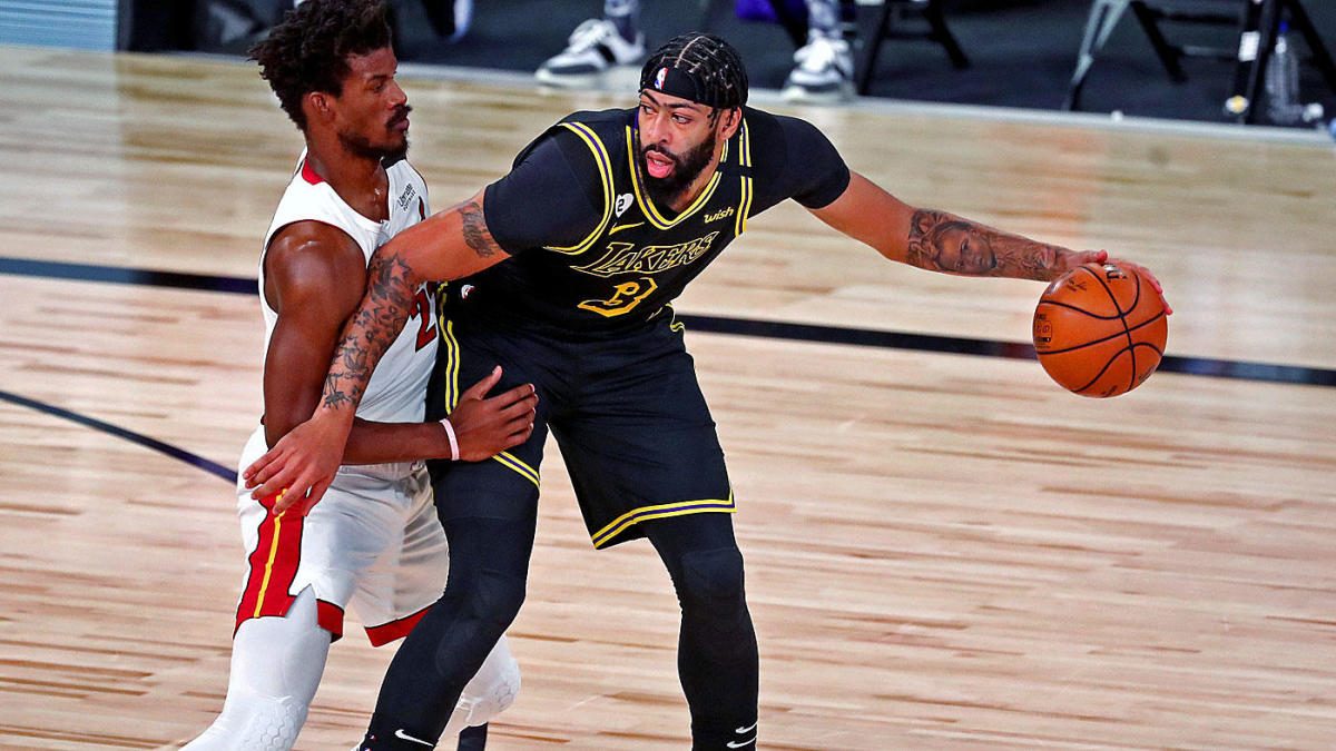 2020 Nba Finals Lakers Vs Heat Odds Picks Game 6 Predictions From Model On 61 33 Roll Cbssports Com