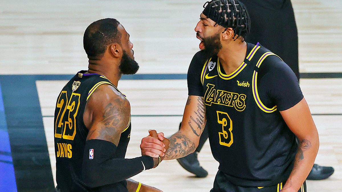 Lakers to wear Kobe Bryant-inspired Black Mamba uniforms in Game 5 ...