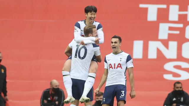 Manchester United vs. Tottenham score: Kane, Son help Spurs send Red Devils to historic defeat - CBSSports.com