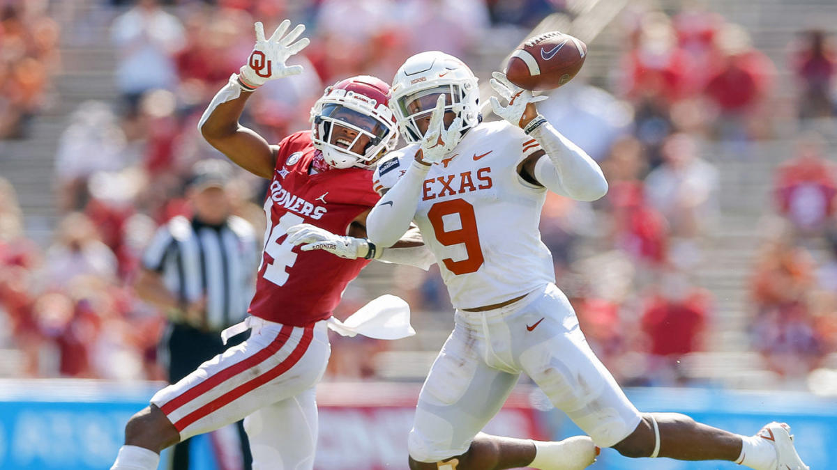 Oklahoma vs. Texas score takeaways: Sooners outlast No. 22 Longhorns in four-overtime Red River thriller – CBSSports.com