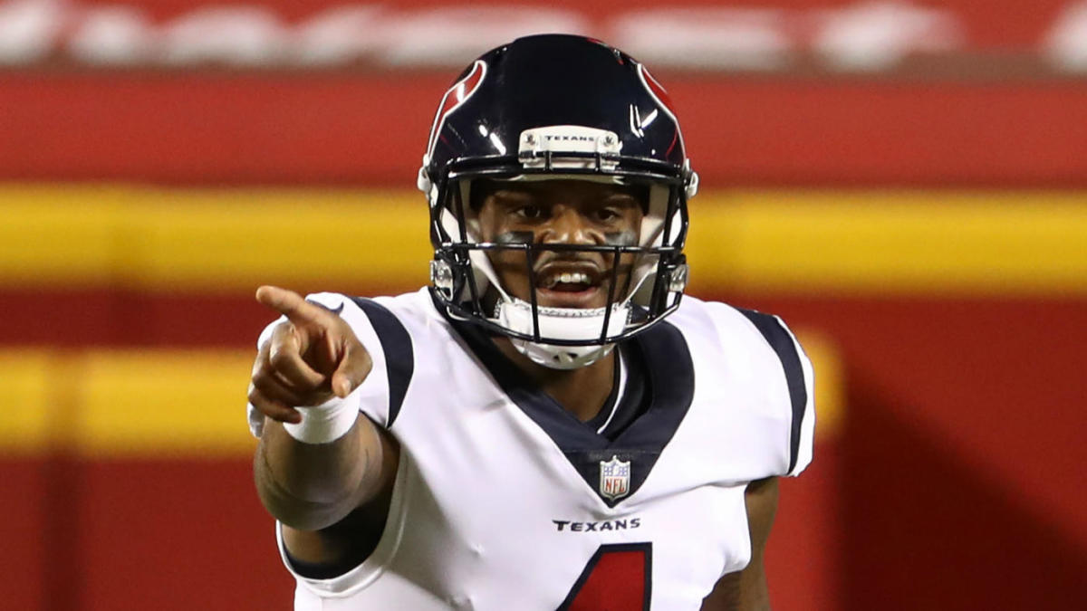 Deshaun Watson posts cryptic tweet about 'patience' amid Texans turmoil - CBS Sports