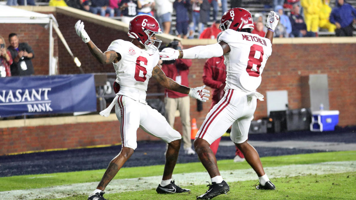 Alabama vs. Ole Miss score takeaways: No. 2 Tide survive highest-scoring regulation game in SEC history – CBSSports.com