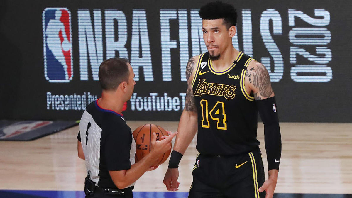 Danny Green suggests LeBron James and Lakers veterans aren't fans ...