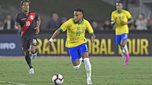 Brazil Vs Peru Conmebol World Cup Qualifying Live Stream Tv Channel Watch Online On Pay Per View Odds Cbssports Com
