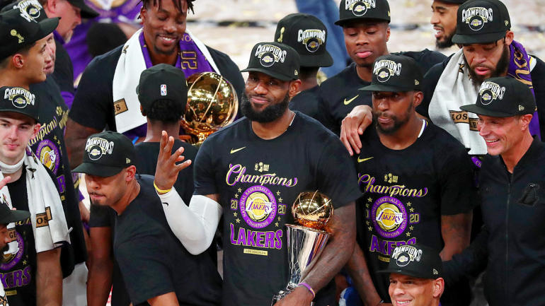 Why LeBron James and the Lakers' 2020 championship represents the storied franchise's most special one yet - CBSSports.com