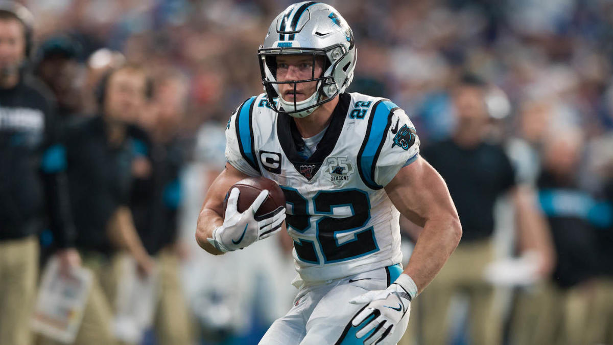 Panthers' Christian McCaffrey won't play vs. Falcons on 'Thursday Night Football' – CBS Sports