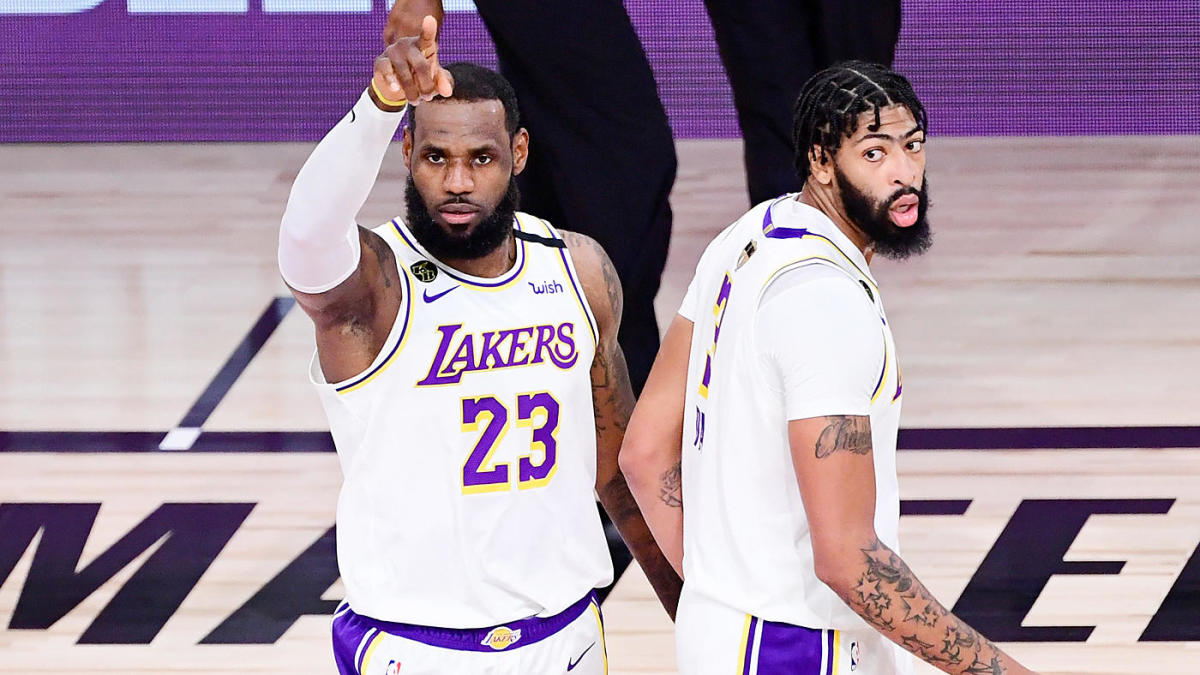 Lebron James Lakers Won The 2020 Nba Championship Because They Didn T Bend To Modern Convention Cbssports Com