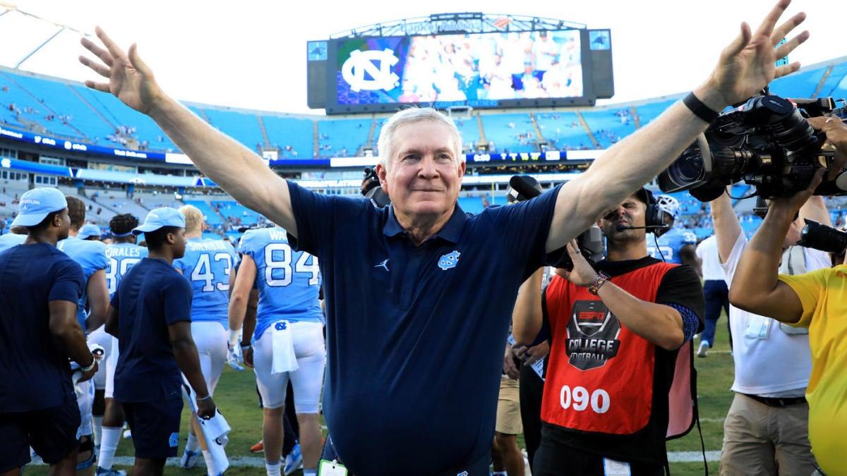 College football scores, NCAA top 25 rankings, schedule ...