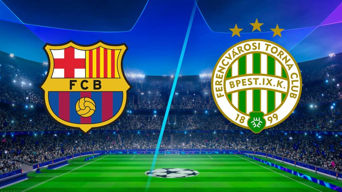Barcelona Vs Ferencvaros On Cbs All Access Live Stream Uefa Champions League How To Watch On Tv Info Cbssports Com