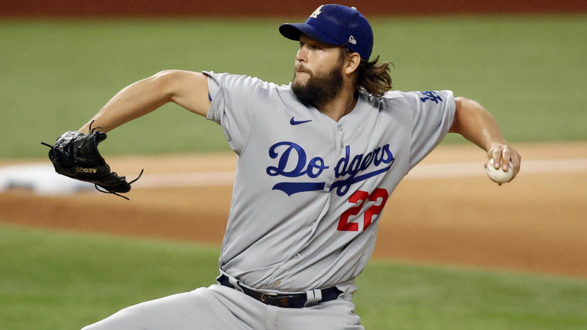 World Series Game 1 starting lineups: Rays go righty-heavy against Dodgers' Clayton Kershaw