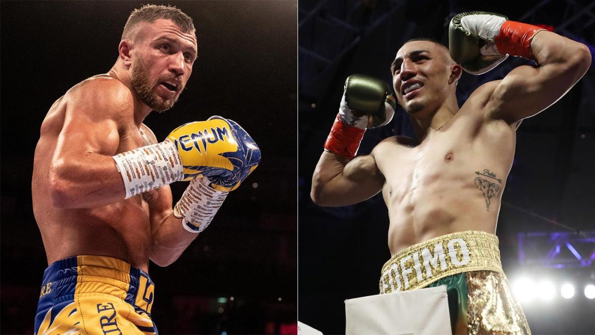Vasiliy Lomachenko vs. Teofimo Lopez Jr. fight predictions: Undercard, odds, expert picks, date