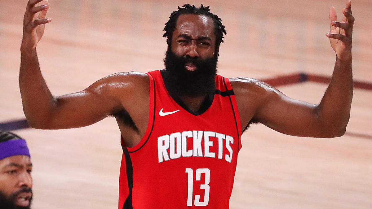 New Rockets GM, coach need to empower James Harden to ...