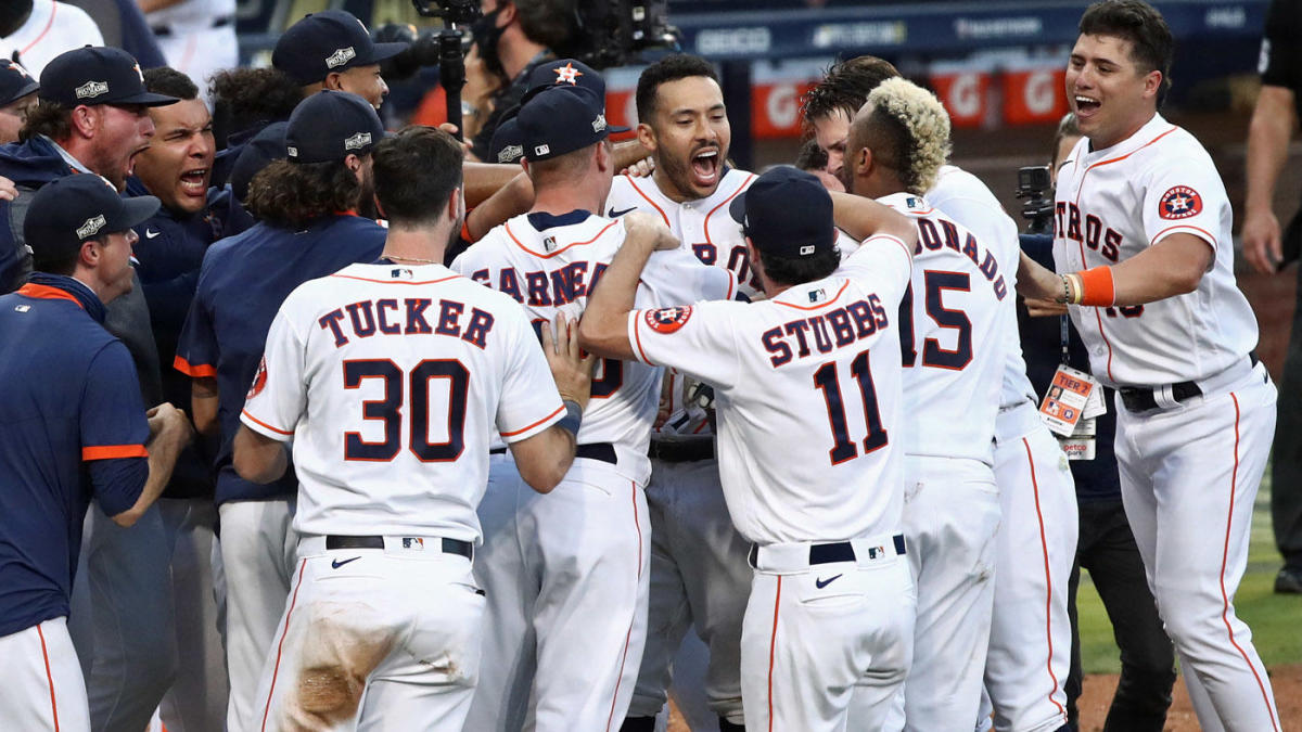 Three things to consider as the Astros try to pull off a miracle comeback against the Rays in the ALCS – CBS Sports