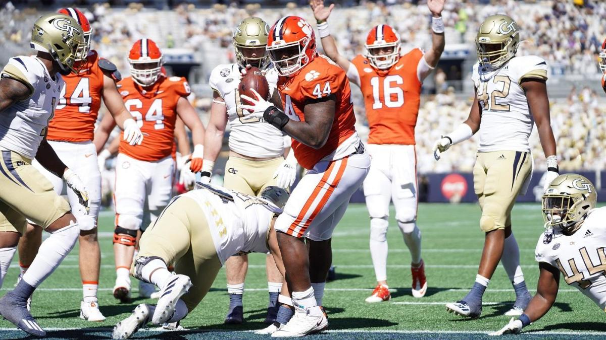 College football top 25 scores, overreactions, Week 7 ...
