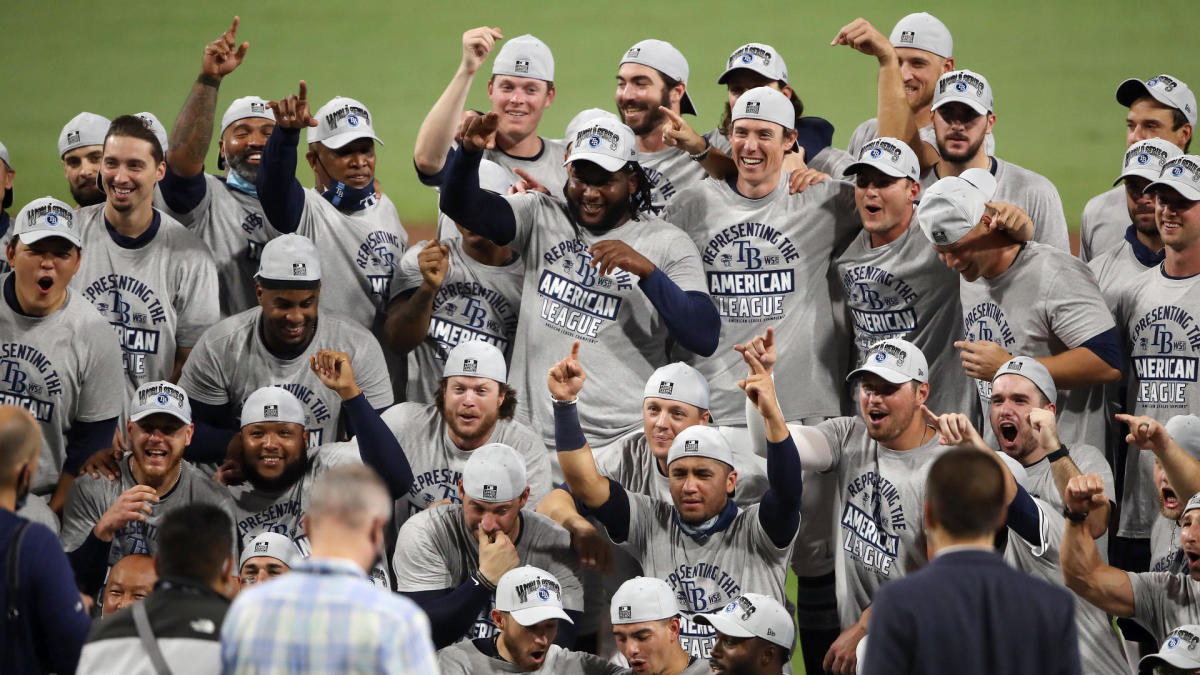 Mlb World Series Five Reasons Why The Tampa Bay Rays Can Beat The Los Angeles Dodgers Cbssports Com