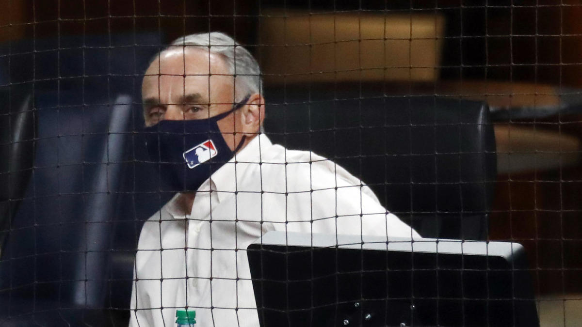 MLB commissioner Rob Manfred wants to keep expanded playoffs extra-innings rule beyond 2020 season – CBS Sports