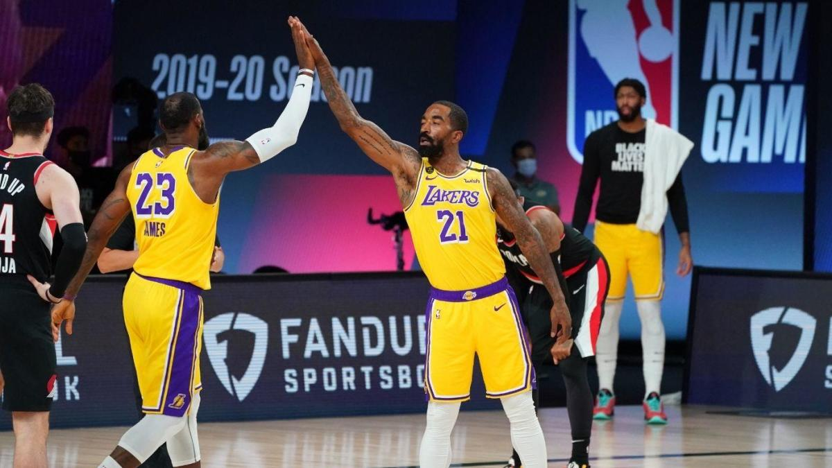JR Smith says LeBron James could win MVP every year; 2020 Lakers ...
