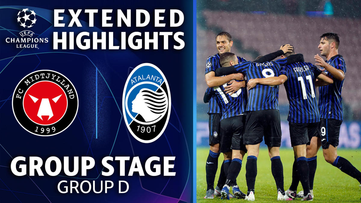 Extended Highlights: FC Midtjylland vs. Atalanta