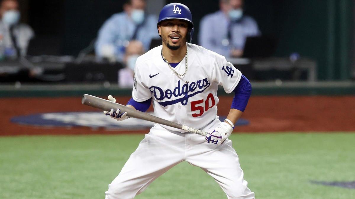 Mlb Dfs Top Dodgers Vs Rays Draftkings Fanduel Daily Fantasy Baseball Picks Strategy For Oct 25 2020 Cbssports Com
