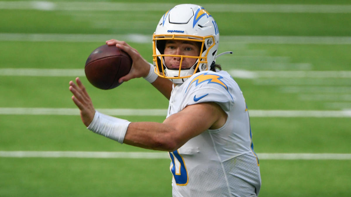 Justin Herbert on record pace: Here's why Chargers rookie phenom is so hard to defend